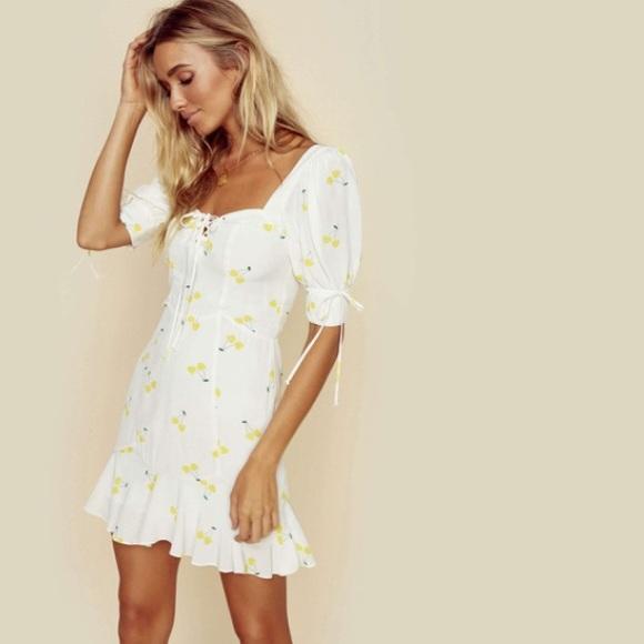 66d155a8fd32d For Love And Lemons Dresses | New For Love Lemons Ashland Cherry ...